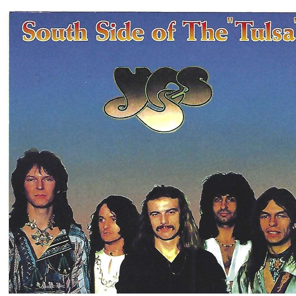 yes 2 CD's South Side Of The Tulsa - Live 1974