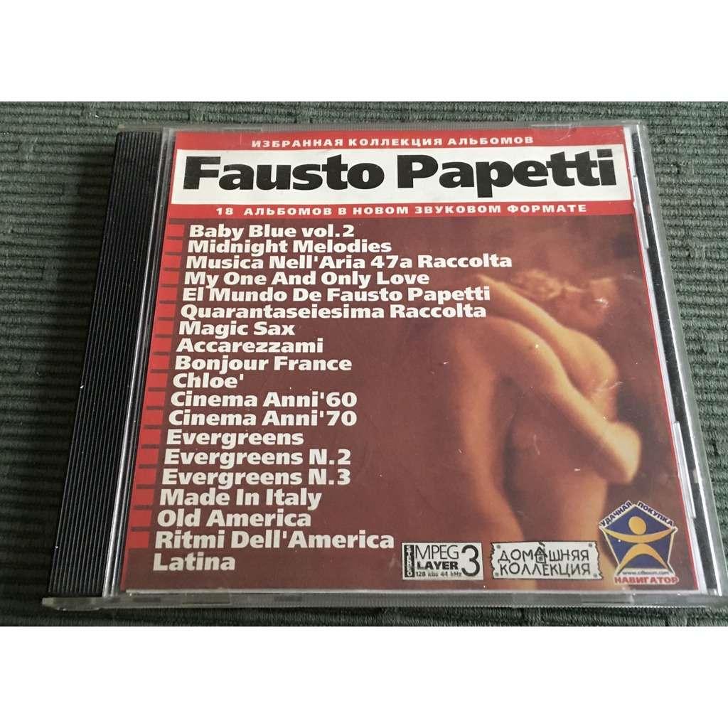 fausto papetti 18 albums