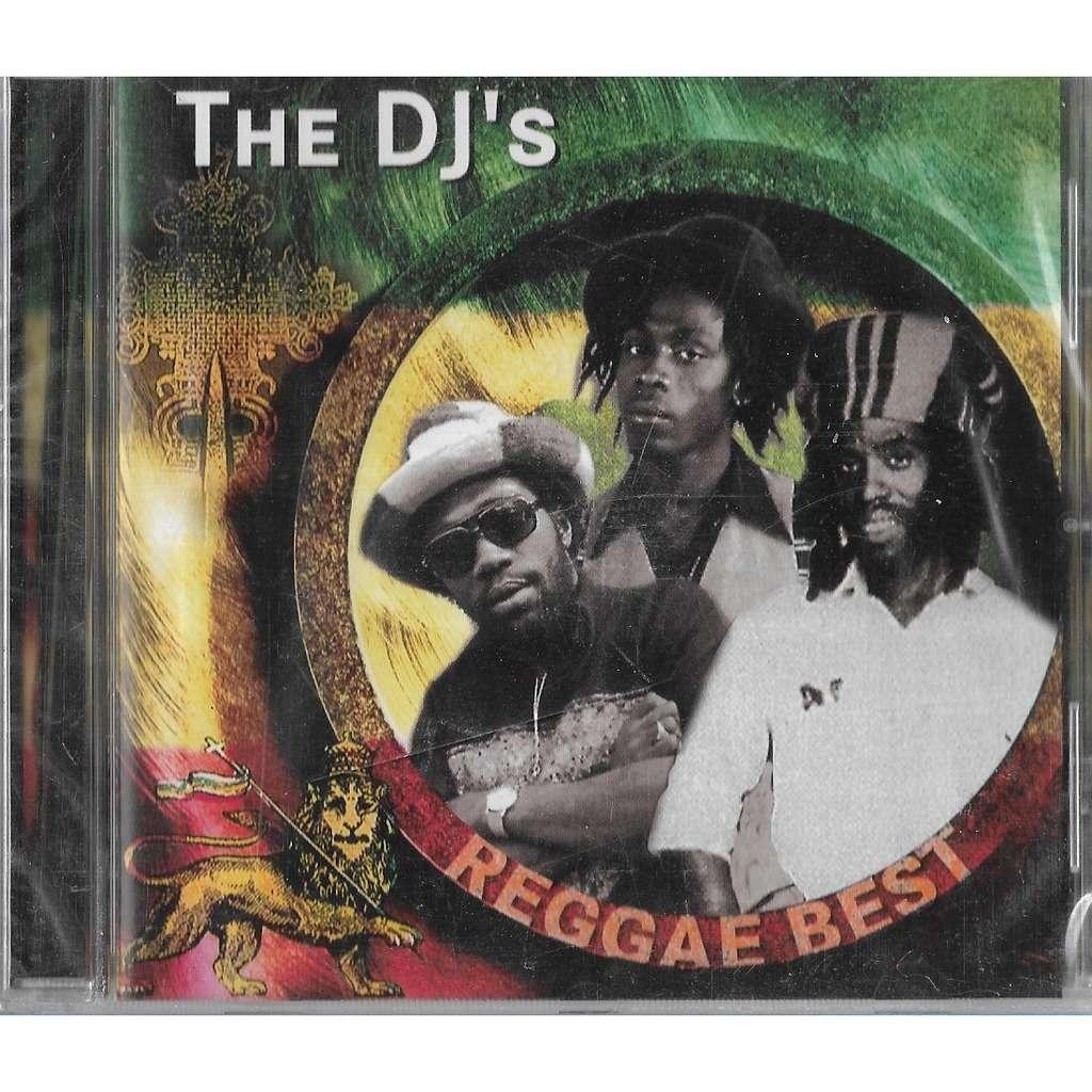 V./A. THE DJ's - (reggae best serie)