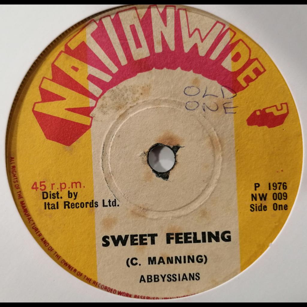 Abbyssians Sweet Feeling (Reggae)