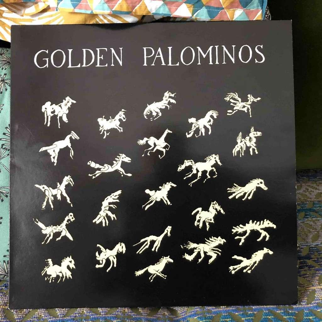 The Golden Palominos Golden Palominos