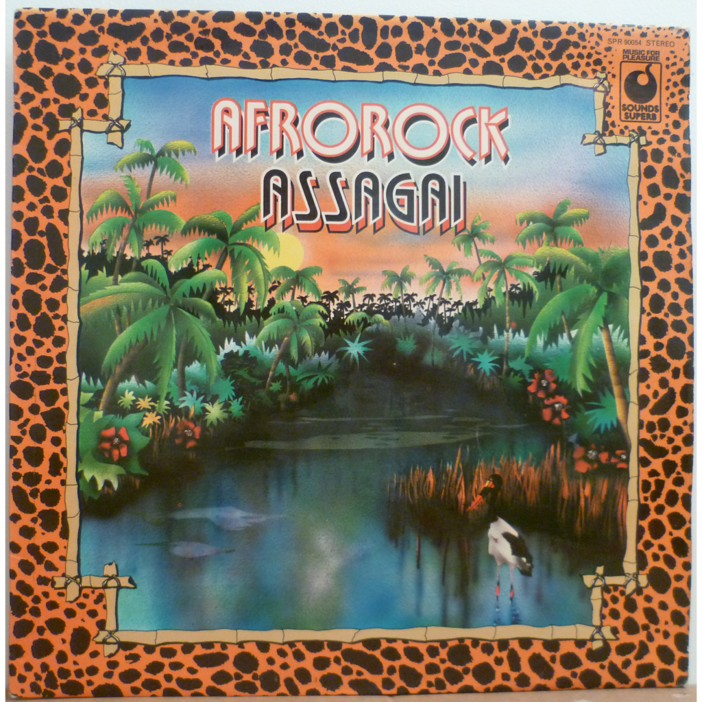 ASSAGAI Afrorock