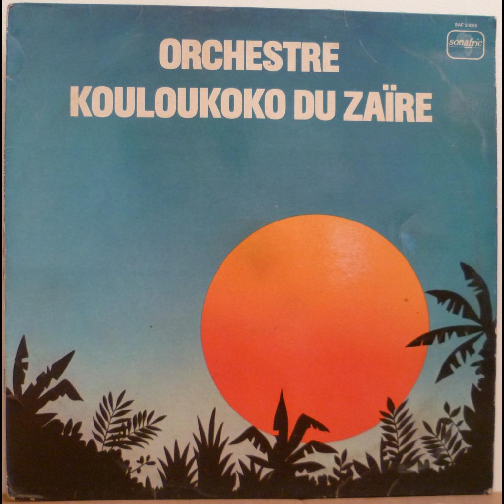 ORCHESTRE KOULOUKOKO DU ZAIRE S/T - Ngai mwana