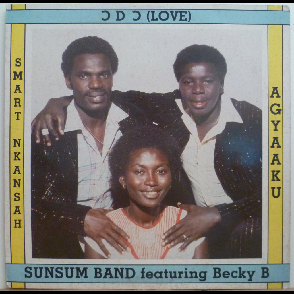 SUNSUM BAND featuring BECKY B Odo (Love)