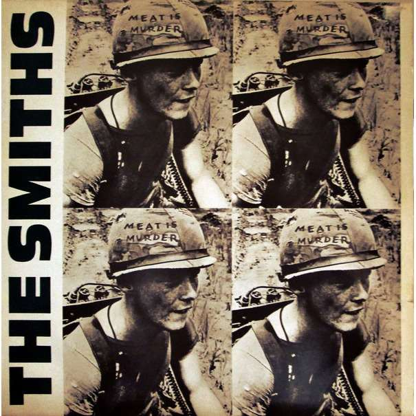 SMITHS Meat Is Murder Original UK