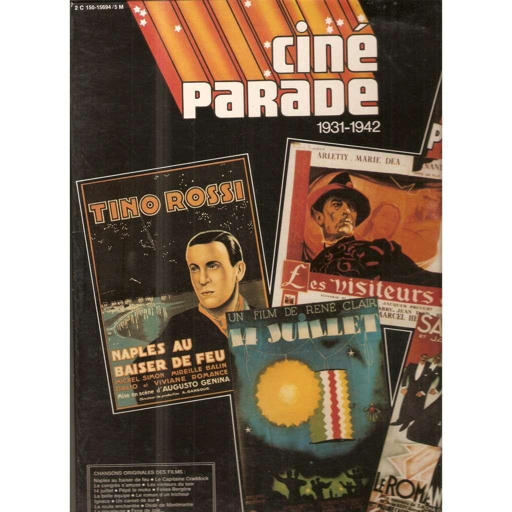 DIVERS CINE PARADE 1931/42