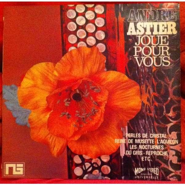 André Astier Joue Pour Vous