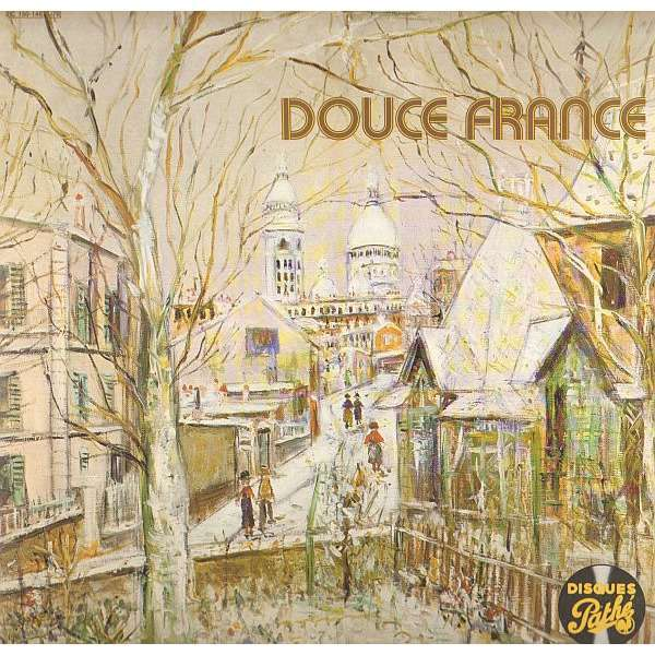 Charles Trenet and 27 Various artists douce france ( Compilation 28 tracks )