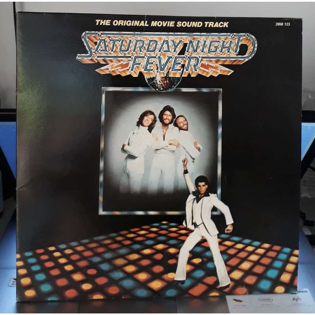Various - bee gees Saturday Night Fever (The Original Movie Sound Track)
