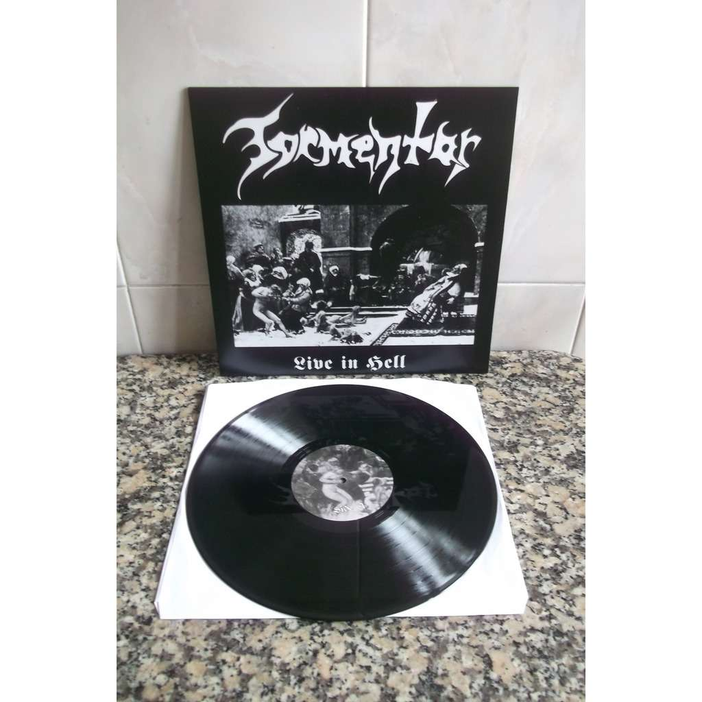 TORMENTOR Live in Hell