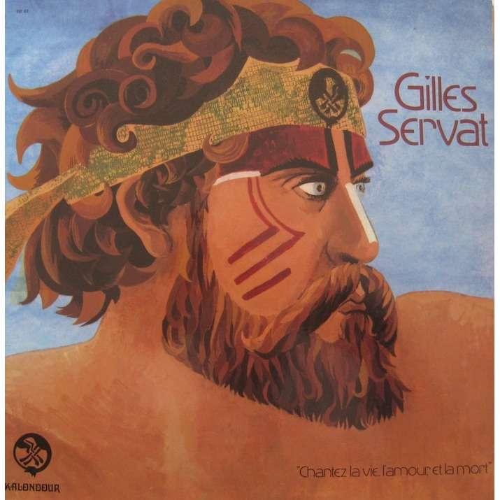 Gilles Servat Chantez la vie, l'amour et la mort