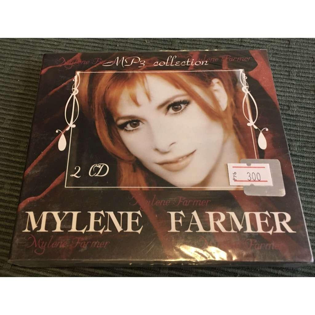 mylene farmer 13 albums, double cd
