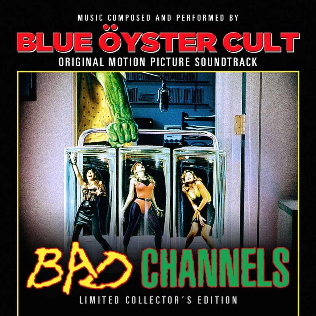 Blue Öyster Cult Bad Channels - Original Motion Picture Soundtrack (2xlp) Ltd Edit Gatefold Sleeve -Usa