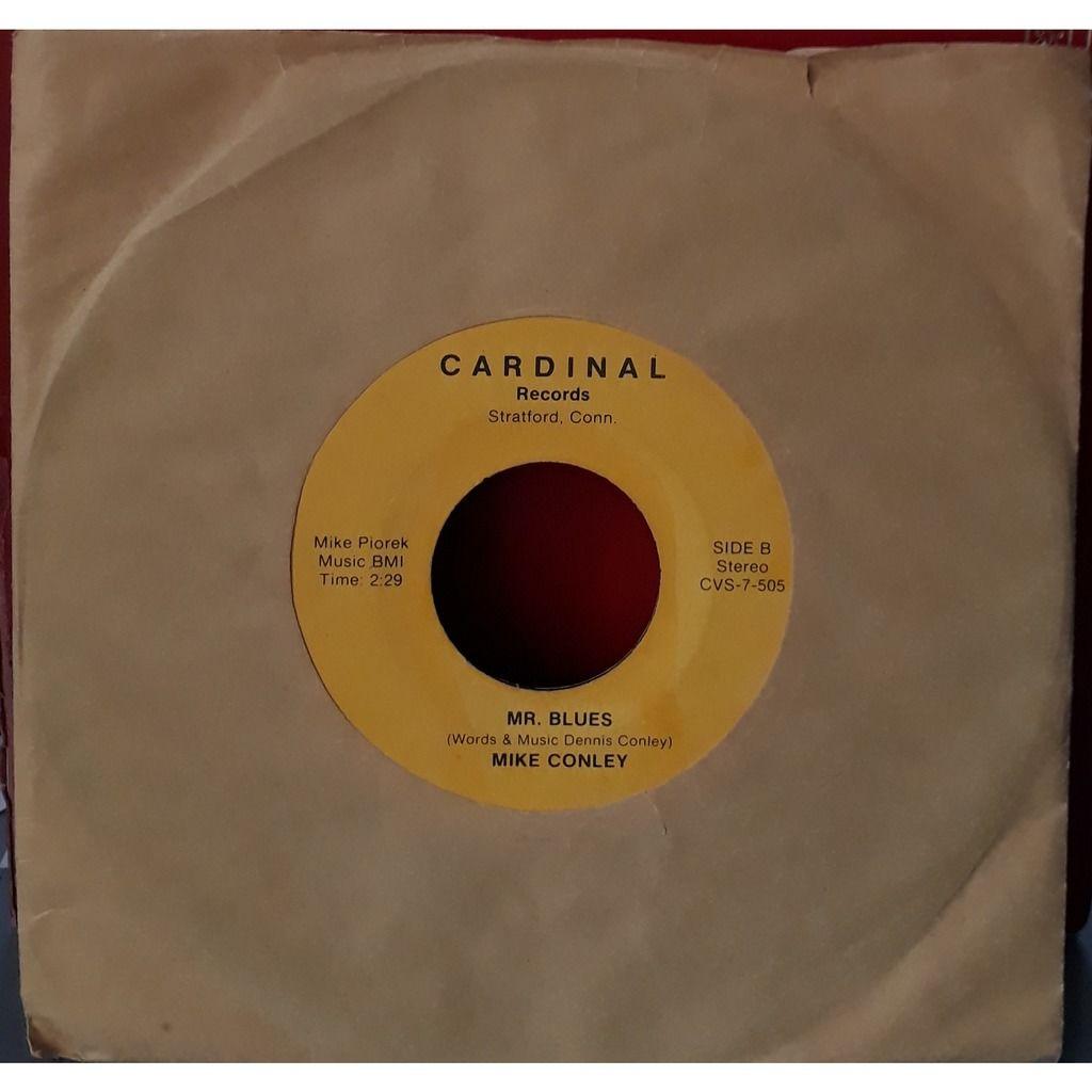 mike conley Promise to a saison / MR. blues (Promo)