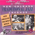 KID THOMAS - THOMAS JEFFERSON - PERCY HUMPHREY - New Orleans traditional jazz legends vol.3 - CD