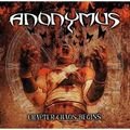 ANONYMUS - Chapter Chaos Begins (cd) - CD