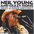 neil young & crazy horse 2001 a rock odyssey - dublin 2001