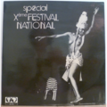 VARIOUS ARTISTS - special xeme festival national - LP
