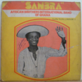 AFRICAN BROTHERS BAND - Sanbra - LP