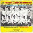 finale de la coupe de france 1969 olympique de marseille ( om ) / girondins de bordeaux
