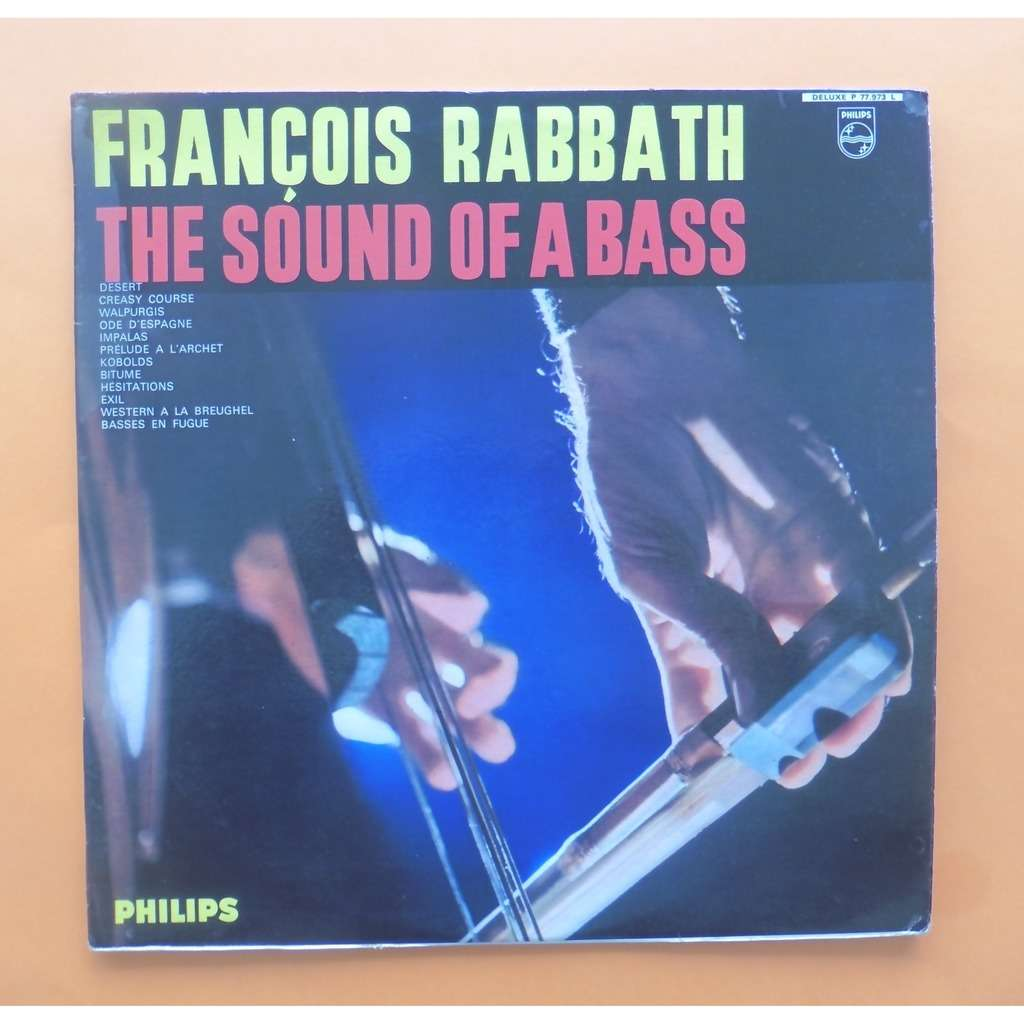 FRANCOIS RABBATH / ARMAND MOLINETTI DESERT + 11