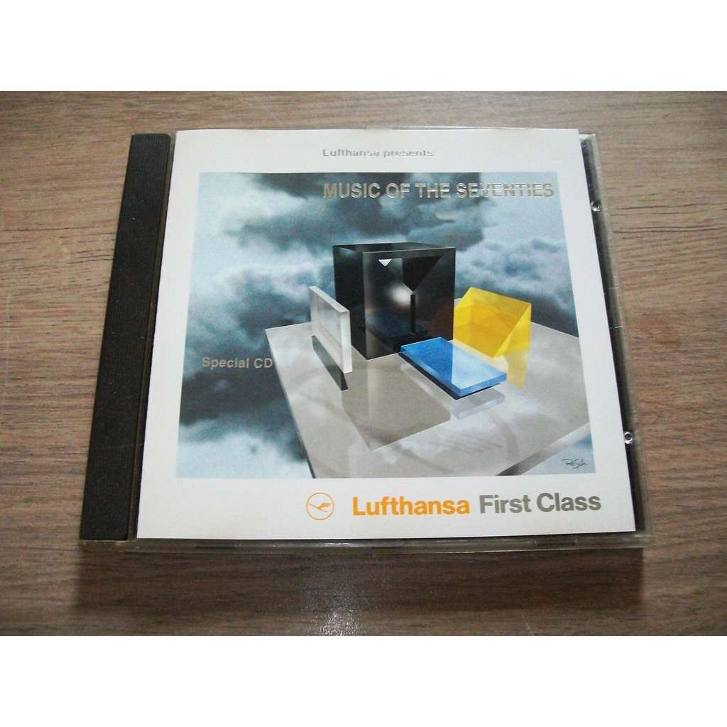 VARIOUS LUFTHANSA FIRST CLASS - MUSIC OF THE SEVENTIES