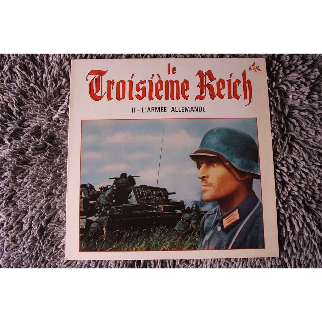 HOMMES ET FAITS DU XXème SIECLE Le troisième reich 2 l'armée allemande