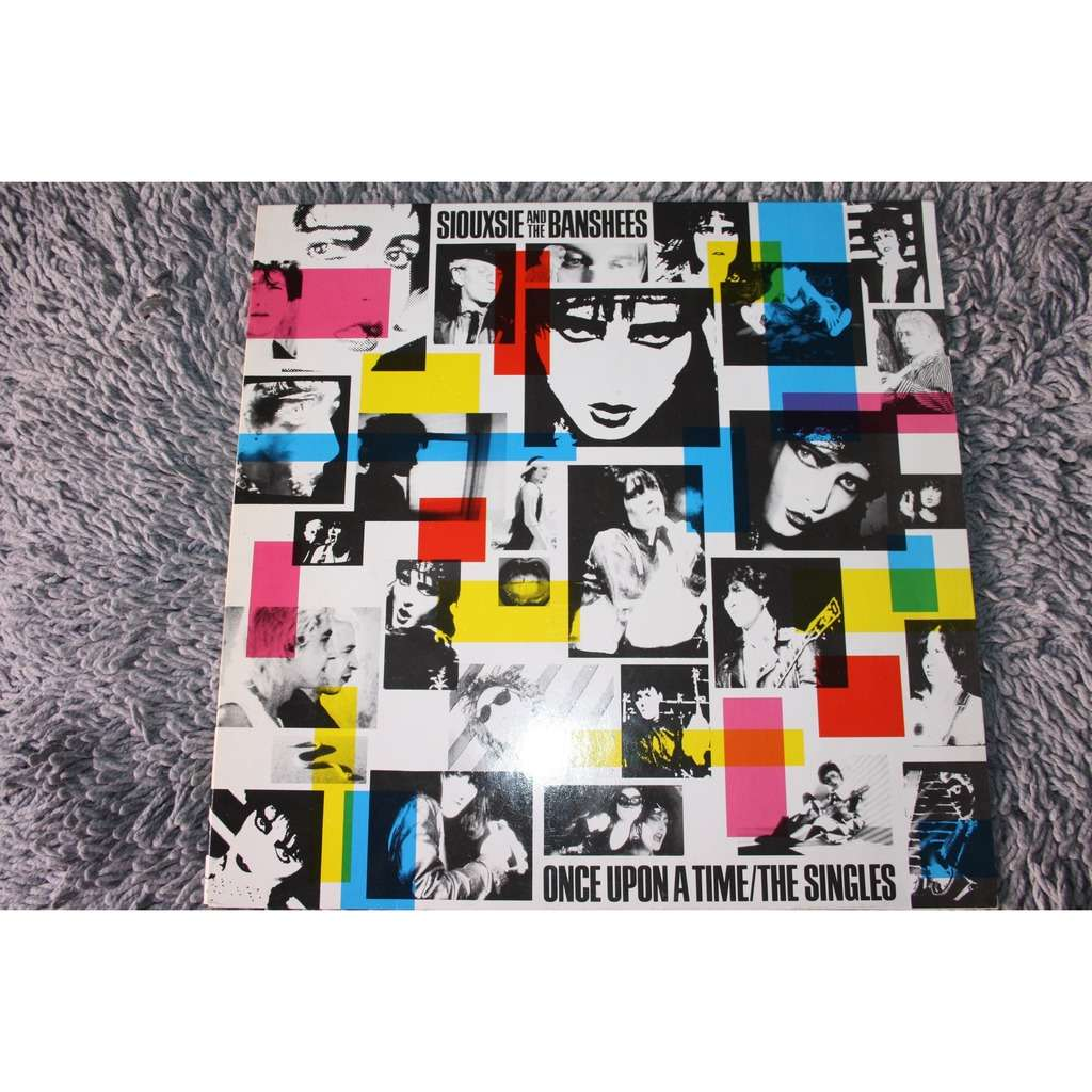 SIOUXSIE AND THE BANSHEES ONCE UPON A TIME / THE SINGLE