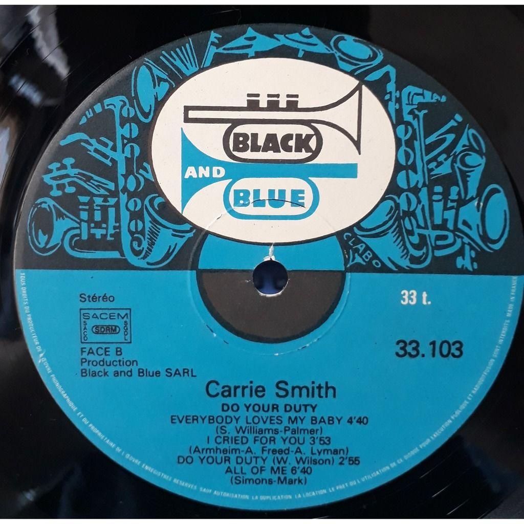 Carrie Smith Do Your Duty