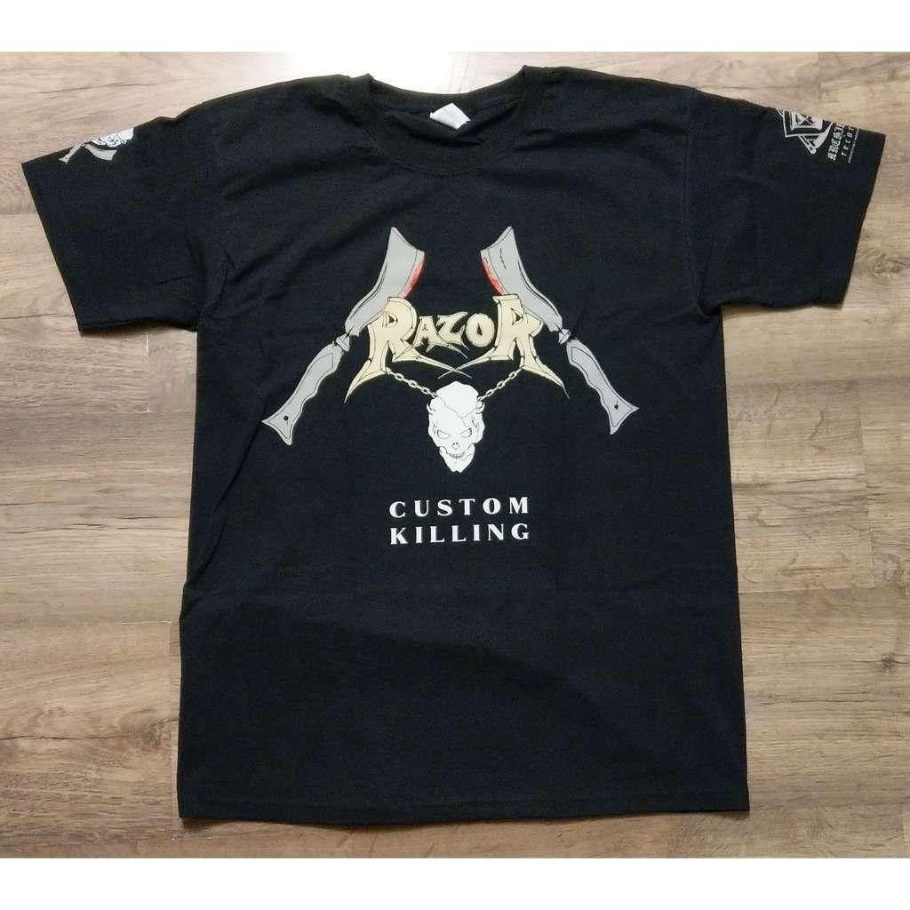 RAZOR Custom Killing (T-Shirt)