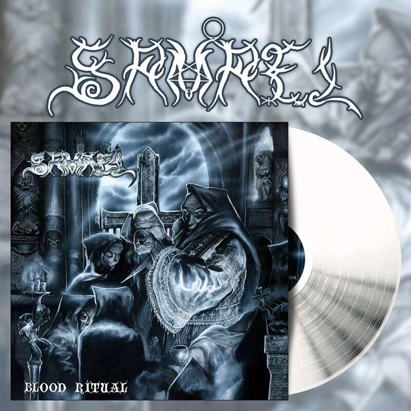 SAMAEL Blood Ritual. White Vinyl
