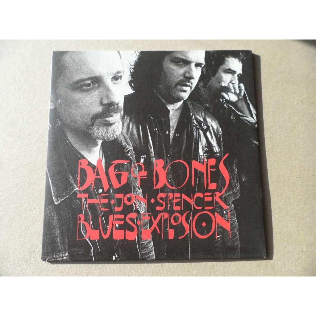 JON SPENCER BLUES EXPLOSION bag of bones + 1