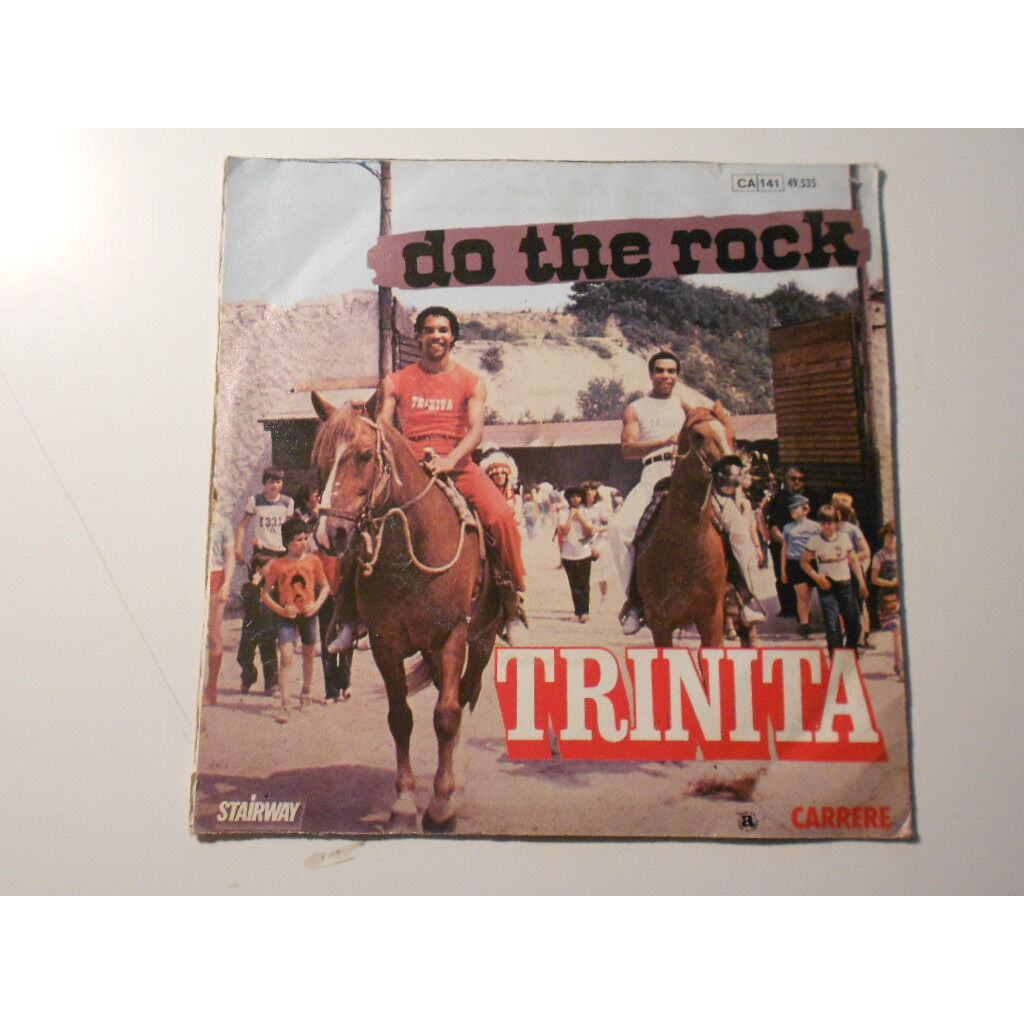 trinita do the rock § this is the right time