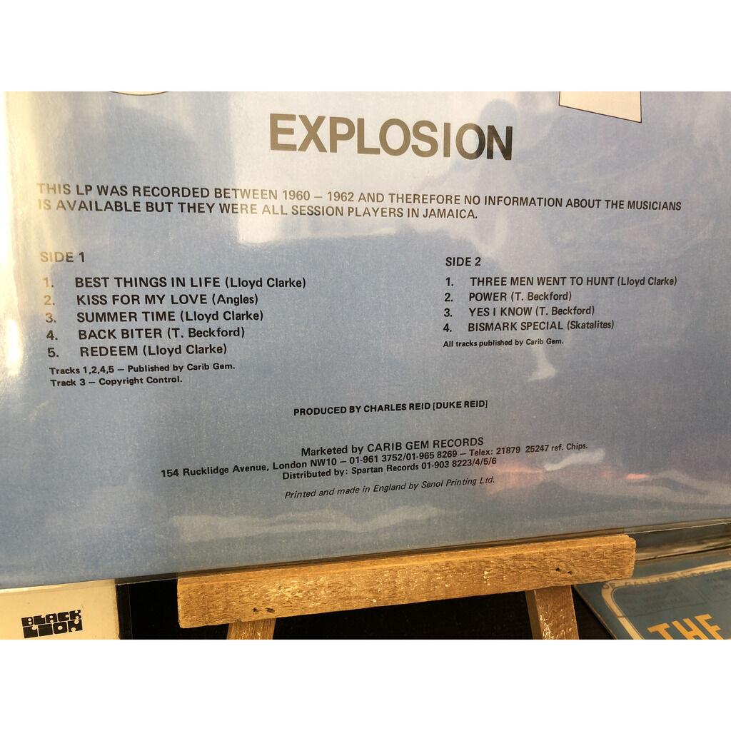 Original Ska explosion Vol.1 Original Ska explosion Vol.1