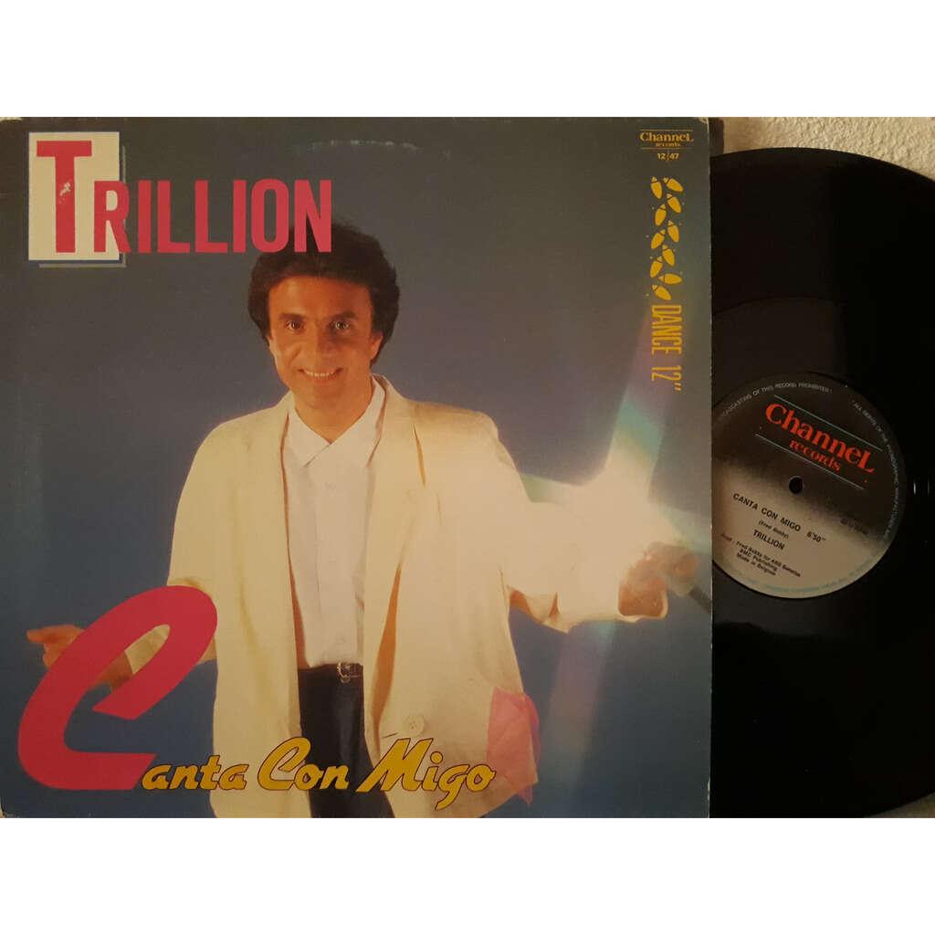 trillion canta con migo