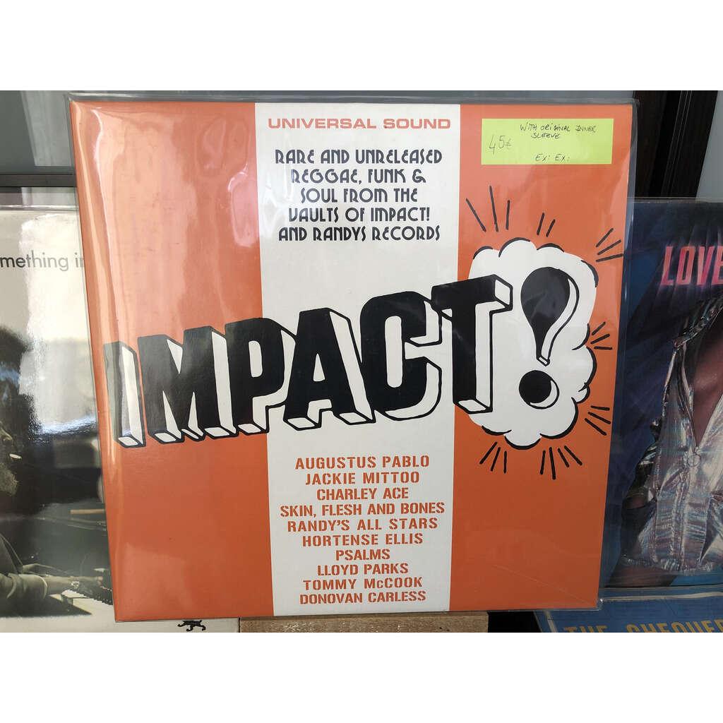 Various -Impact! Impact! - Various