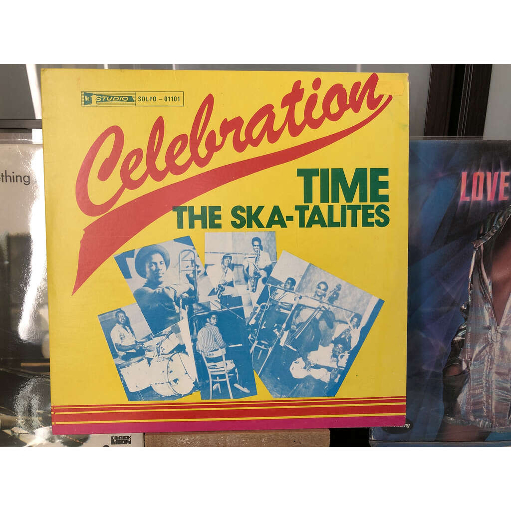 The Ska-Talites Celebration time