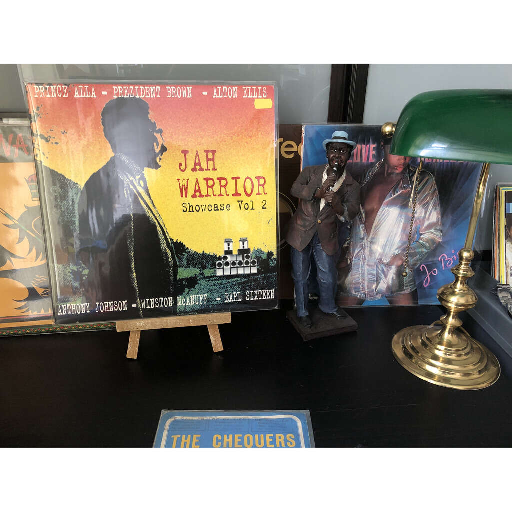 Various- Jah warrior Showcase Vol.2 Various- Jah warrior Showcase Vol.2