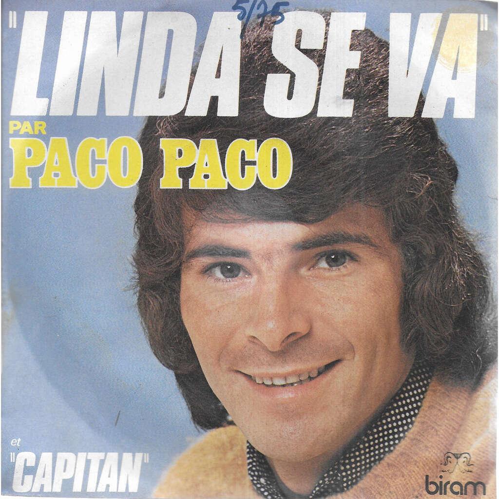 PACO PACO Linda se va