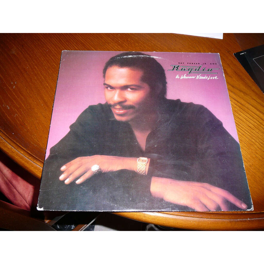 ray parker jr. and raydio a woman needs love