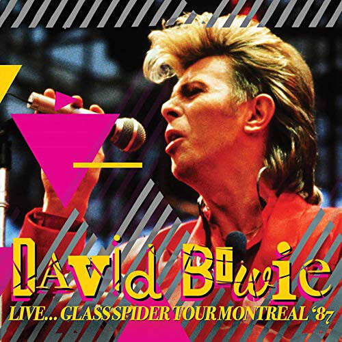 David Bowie Live...Glass Spider Tour Montreal '87
