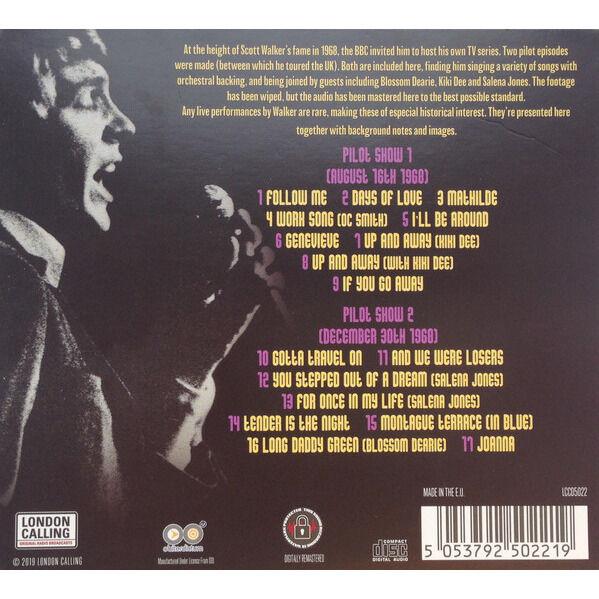 Scott Walker Live On Air 1968