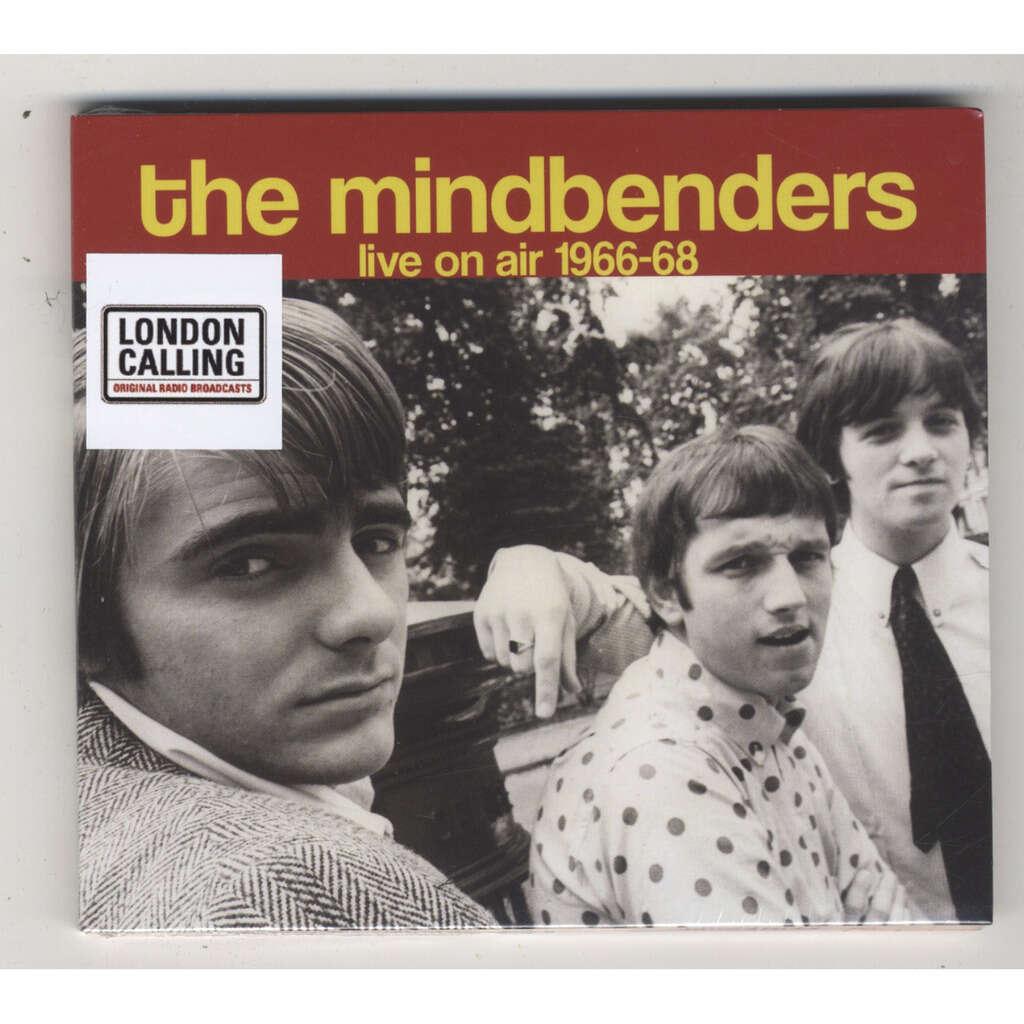 Mindbenders Live On Air 66-68