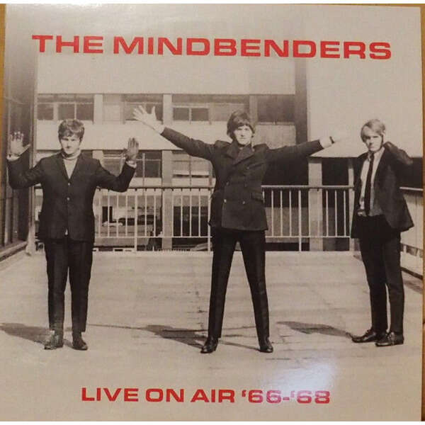 Mindbenders Live On Air 66-68 Coloured Vinyl
