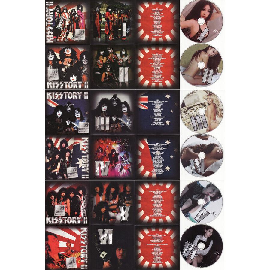 KISS KISSTORY II (12 CD)