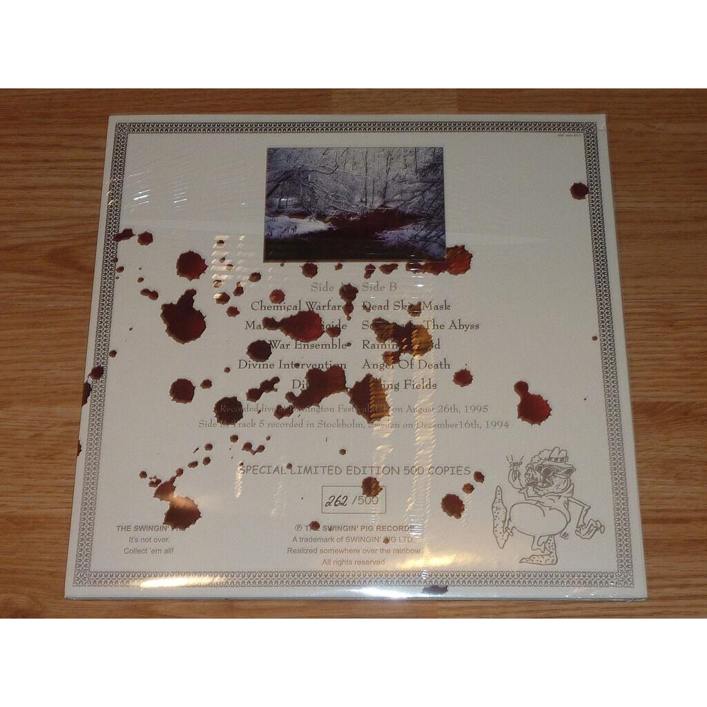 SLAYER DONINGTON LP BLUE