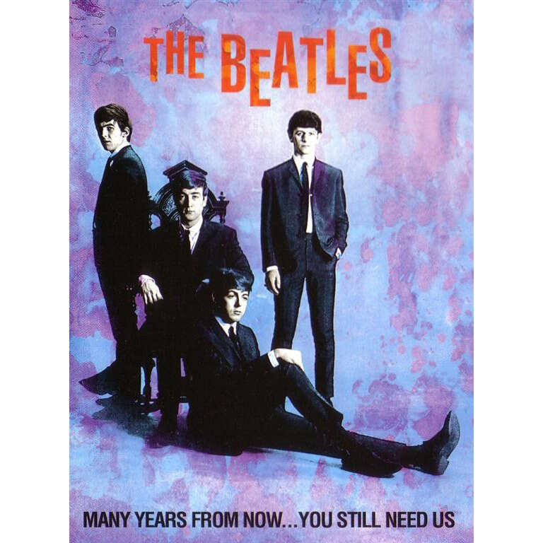 BEATLES MANY YEARS FROM NOW...YOU STILL NEED US DVD