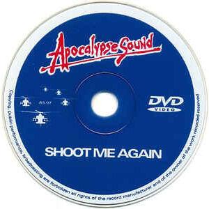 METALLICA SHOOT ME AGAIN DVD