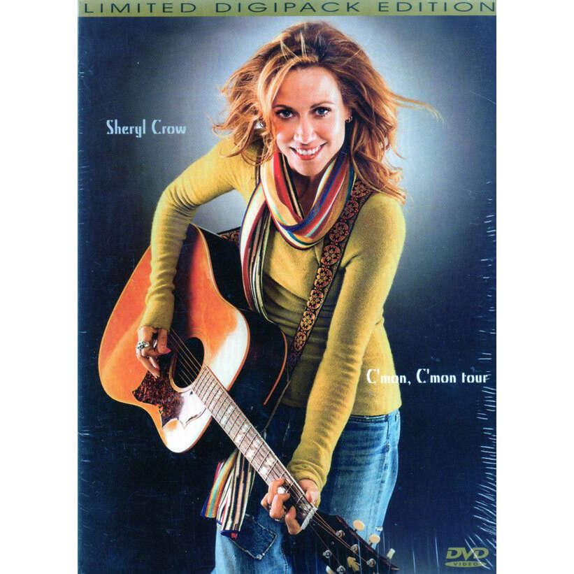 SHERYL CROW C'MON, C'MON TOUR DVD