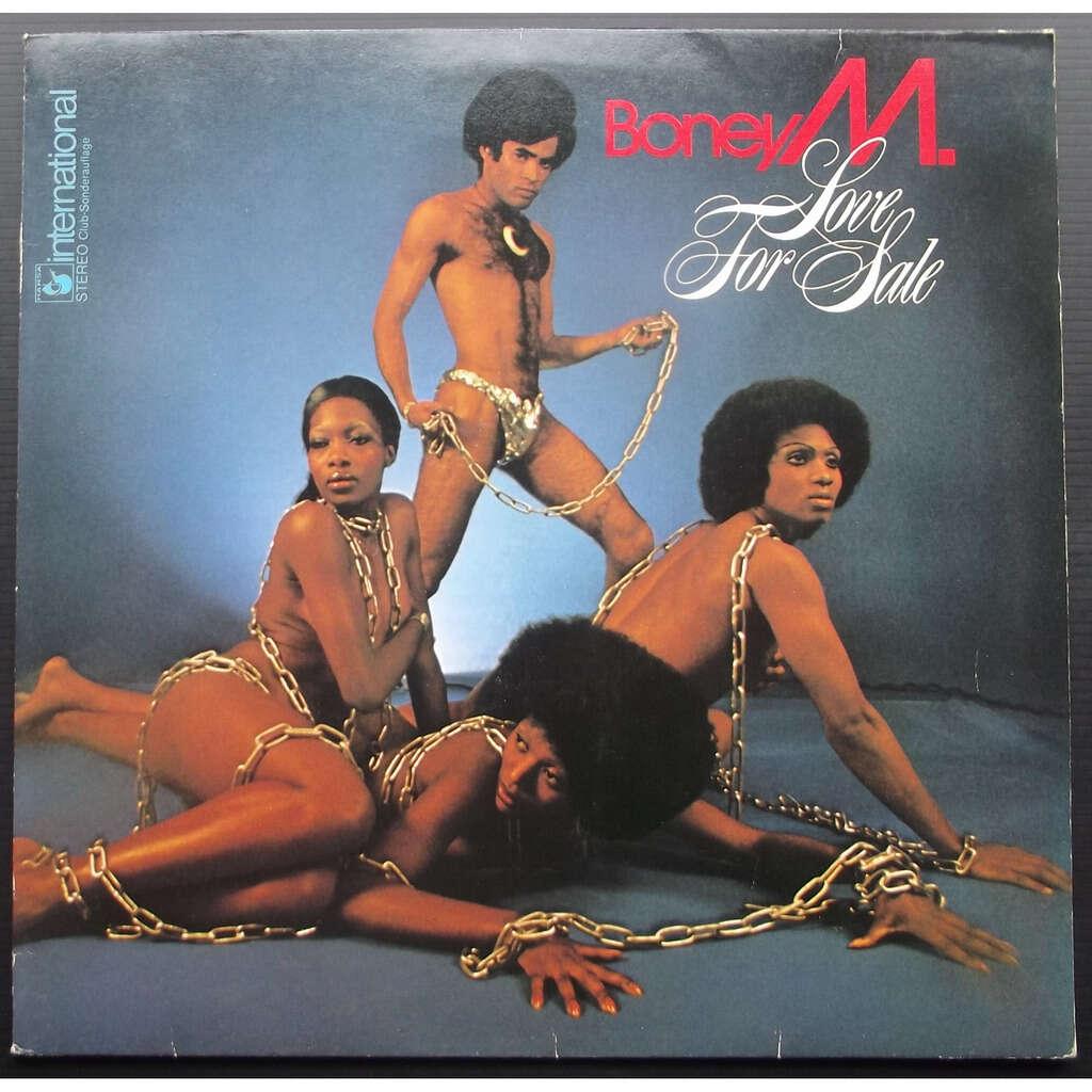 Boney M love for sale